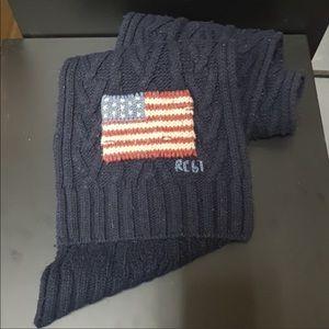 Vintage Ralph Lauren USA scarf!!!